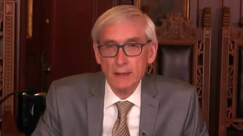 Evers Vos Fitzgerald 'very comfortable' without statewide COVID-19 approach